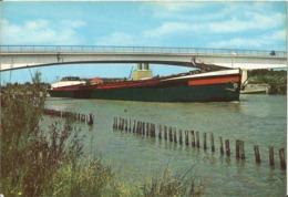 GROBBENDONK - Albertkanaal (Schip Kenavo - Binnenscheepvaart, Navigation Intérieur, Péniche, Schuit) - Grobbendonk