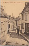 59  MONT-CASSEL   Rue Du Château - Frankreich
