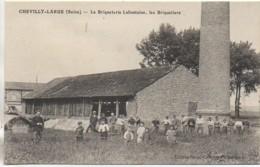 94 CHEVILLY-LARUE  La Briqueterie Lafontaine , Les Briquetiers - Chevilly Larue