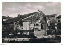 RONCOLE:  CASA  NATALE  DI  GIUSEPPE  VERDI ( 10.10.1813 )  -  FOTO  -  FG - Parma