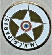 Rare Pin's WVCG Paris Collection Véhicules Militaires - Militaria