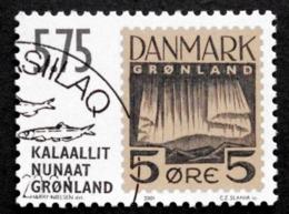 Greenland  2001   MiNr.371  ( Lot D 1645 ) - Usados