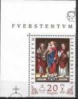 1997 Liechtenstein Yv. 1092 Mi. 1151 **MNH EOL  Landespatrone - Unused Stamps
