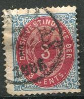 Antilles Danoises N° 6 Ob   -   2e Choix - Denmark (West Indies)