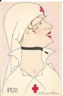 CROIX ROUGE Illustrateur Marthe BUHL INFIRMIERE La Grande Dame   ...G - Croce Rossa