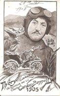 THERY , Vainqueur De La COUPE GORDON BENETT 1905 - Francia