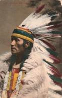 INDIEN - INDIAN - Cheyenne - Standing Wolf - Etats-Unis