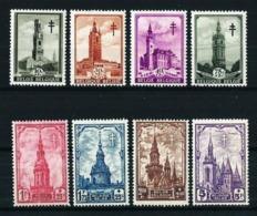 Bélgica Nº 519/26 Nuevo* Cat.27€ - Unused Stamps