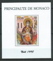 MONACO 1998 . Bloc Feuillet N° 79 . Neuf ** (MNH) - Blocs