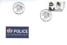 Luxembourg  -  FDC    30.06.2019  -  Police Vu Fréer Bis Haut - FDC