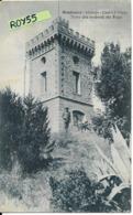 Toscana-livorno Montenero Quartiere Di Livorno Castel D'oreto Veduta Torre Sommita Del Parco Animata (v.retro/f.picc.) - Livorno