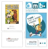 BD - Bulletin D'adhésion AMBD - Ill. ZEP & Franck Margerin - Bücher, Zeitschriften, Comics