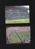 Nantes / Lot De 2 CPM / Sport / Nouveau Stade De La Beaujoire, Match Rugby All Blacks 1986 - Nantes