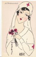 CROIX ROUGE Illustrateur Marthe BUHL INFIRMIERE La Sentimentale    ...G - Croce Rossa