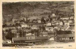B61242 Cpa St Sulpice Laurière - La Gare - Frankrijk