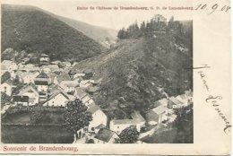 Antieke Cpa  Petite Suisse Luxembourgeoise.-  Brandenbourg 1904 - Echternach