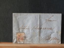 A11/731   LETTRE   AUTRICHE POUR BOZEN1857 - Briefe U. Dokumente