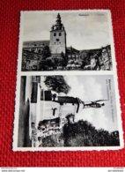 MALONNE  -  L'Eglise - Grotte  Et Monument Aux Combattants - Namur