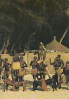 Sénégal  Folklore Sénégalais  Troupe De Danseurs - Sénégal
