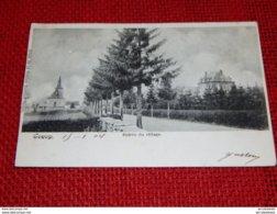 GOUVY  -  Entrée Du Village   -  1904 - Gouvy