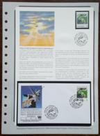 Nations Unies / Vienne - FDC 1989 + Timbre - YT N°92 - Veille Météorologique Mondiale - FDC