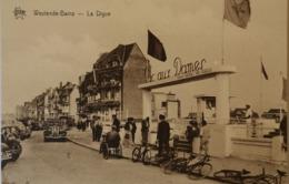 Westende Bains / Digue (Lac Aux Dames - Citroën Traction) 19?? Ed. Star - Westende