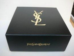 YVES SAINT LAURENT :  BOITE NEUVE  RIGIDE  ,SUPERBE  VOIR ET LIRE !! - Parfumminiaturen