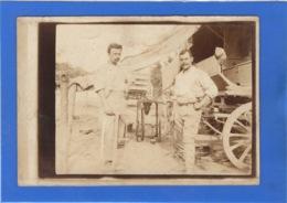 MILITARIA - Photo De Deux Menuisiers Militaires Sur Le Front - Guerre 1914-18