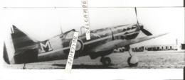 PHOTO AVION DEWOITINE D520 N°295 GC 11/7 1ERE ESCADRILLE NOVEMBRE 1941 A SIDI-AHUUS TUNISIE 17X6CM DOS HABIMé - 1946-....: Ere Moderne