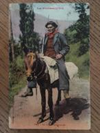 CPA, Les Pyrénées (1e Série), N°790  Un Vieux Montagnard, Photo Labouche Frères, écrite En 1933 - France