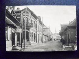 Old Card Carte Latvia Limbazi K.sarkangalvis Photo - Letland
