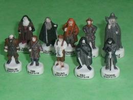 """Série De Feves Complète : The Hobbit , Un Voyage Inattendu  """" Mat """" - Cartoons"""