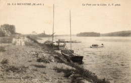 LA MENITRE   Le Port Sur La Loire   No.11 - Other Municipalities