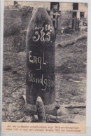 La Bassée (59 Nord) - Blindgänger Weltkrieg 1914/15 - Obus Anglais Grande Guerre - France