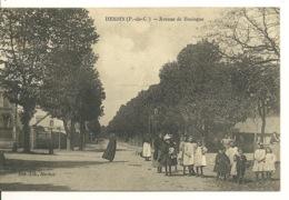 62 - HESDIN / AVENUE DE BOULOGNE - Hesdin