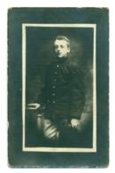WO1 / WW1 - Doodsprentje Schotmans Ludovicus - Sint-Jans-Molenbeek /  - Gesneuvelde - Obituary Notices