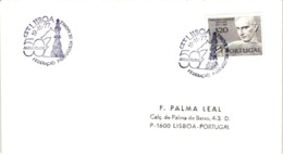 Chess Schach Echecs Ajedrez - Lisboa. Portugal 1977_50th Anniversary Of The Portuguese Chess Federation_Cover_CKM 7749 - Schach