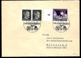 TAG DER BRIEFMARKE - 1942 - NÜRNBERG - Stamp's Day