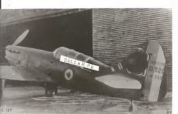PHOTO AVION DEWOITINE D520   N°243       17X10CM - 1946-....: Ere Moderne