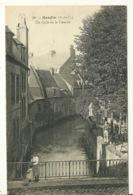 62 - HESDIN / UN COIN DE LA CANCHE - Hesdin