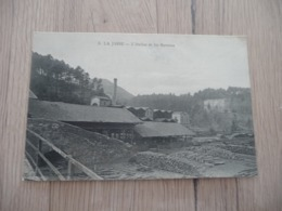 CPA 30 Gard Lajasse L'atelier Et Les Bureaux   Mines BE - Francia