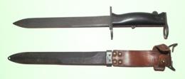 Couteau-baïonnette Pour FSA/MAS 49/56 - Armes Blanches