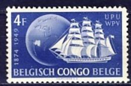 Belg.Kongo - Congo Belge (xx) Nr 297     Postfris - Neufs - MNH - 1947-60: Neufs