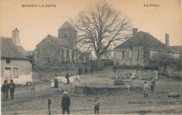 I175 - 21 - BESSEY-LA-COUR - Côte-d'Or - La Place - Altri Comuni