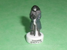 "Fèves / Dessins Animés / Film / BD : The Hobbit , Un Voyage Inattendu , Thorin  "" Mat ""  T11 - Cartoons"