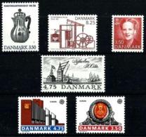 Dinamarca Nº 974/79 En Nuevo. Cat.16€ - Nuovi