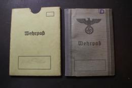 WW2 - Wehrpas - Documenten