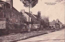 Villiers St Georges La Gendarmerie - Villiers Saint Georges