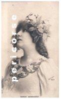 Sarah Bernhardt - Artistes