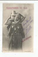 FEMME KABYLE 542 (CACHETS MILITAIRES) 1912 - Algérie